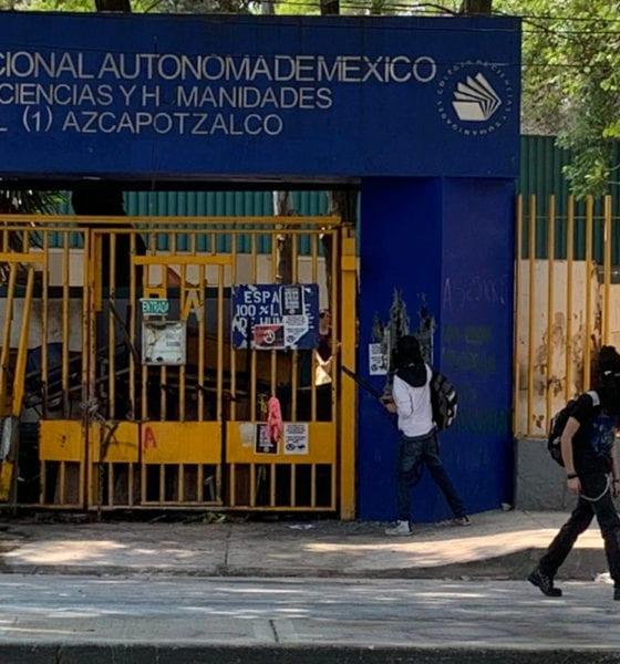 """UNAM va penalmente contra encapuchados """"violentos"""""""