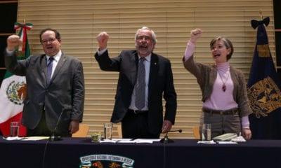 Morena intenta desestabilizar a la UNAM: Graue