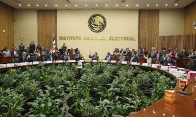 Coparmex pide elección de consejeros INE sea en Parlamento Abierto
