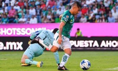 León regresa a la senda del triunfo y hunde a NecaxaLeón regresa a la senda del triunfo y hunde a Necaxa. Foto: Club León