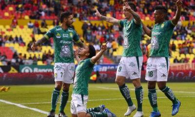 León asume el liderato general. Foto: twitter