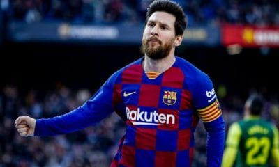 Triunfo del Barcelona de la mano de Messi. Foto: Barcelona