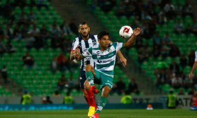 Santos y Monterrey igualaron fuerzas