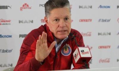 Peláez, dispuesto a irse de Chivas