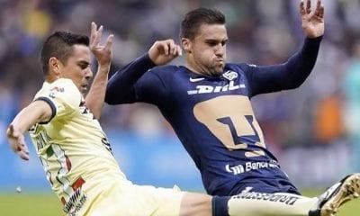 Pumas y América cambia de horario. Foto: Twitter