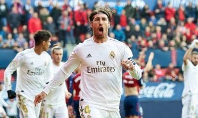 Real Madrid no suelta el liderato de España