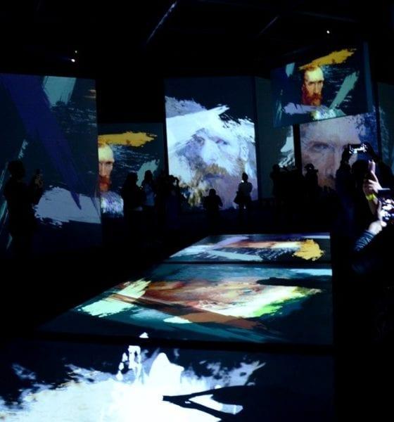 Van Gogh Alive/Foto: Ángel Reyes