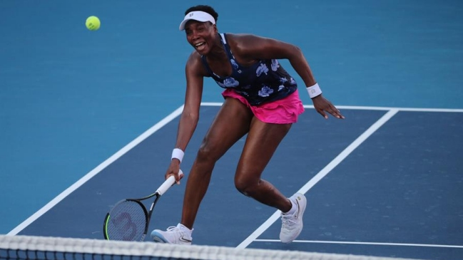 Sorpresiva derrota de Venus Williams