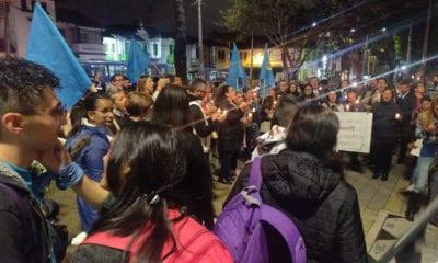 Colombiano luchó para evitar que abortaran a su hijo de 7 meses de gestación