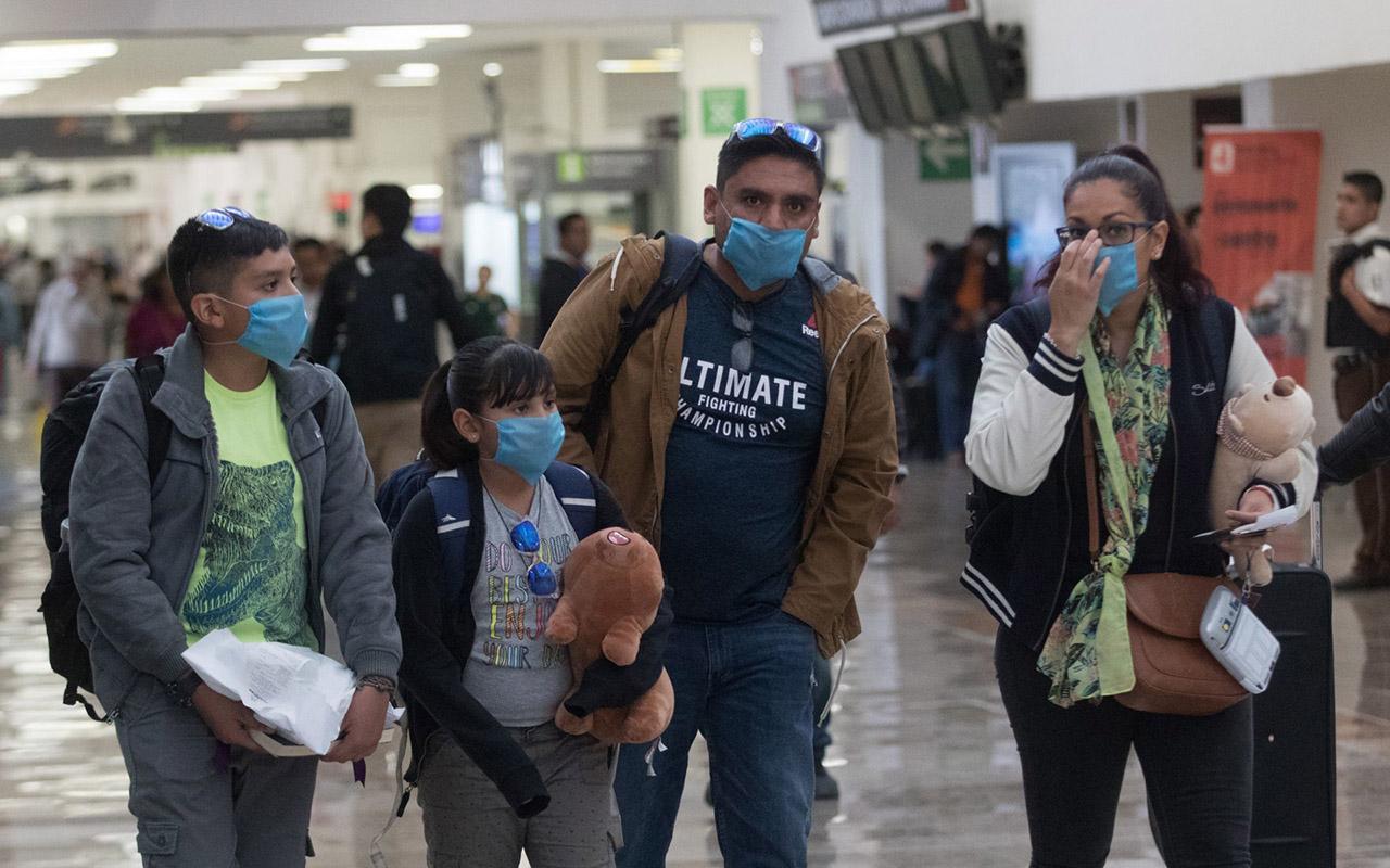 Sector salud de México preparado para el Coronavirus