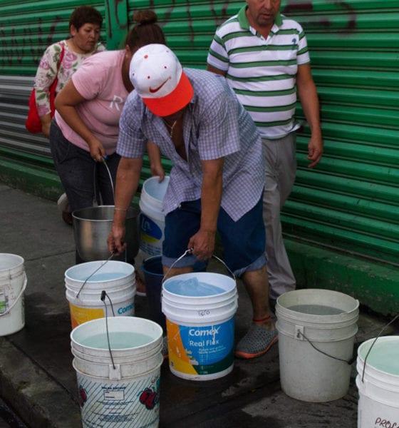 Escasez de agua en la CDMX podría agravarse