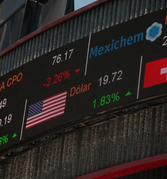 Semana negra para Bolsa Mexicana