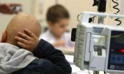 La lucha contra el cáncer infantil en México