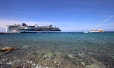 México niega arribo a crucero por riesgo de coronavirus