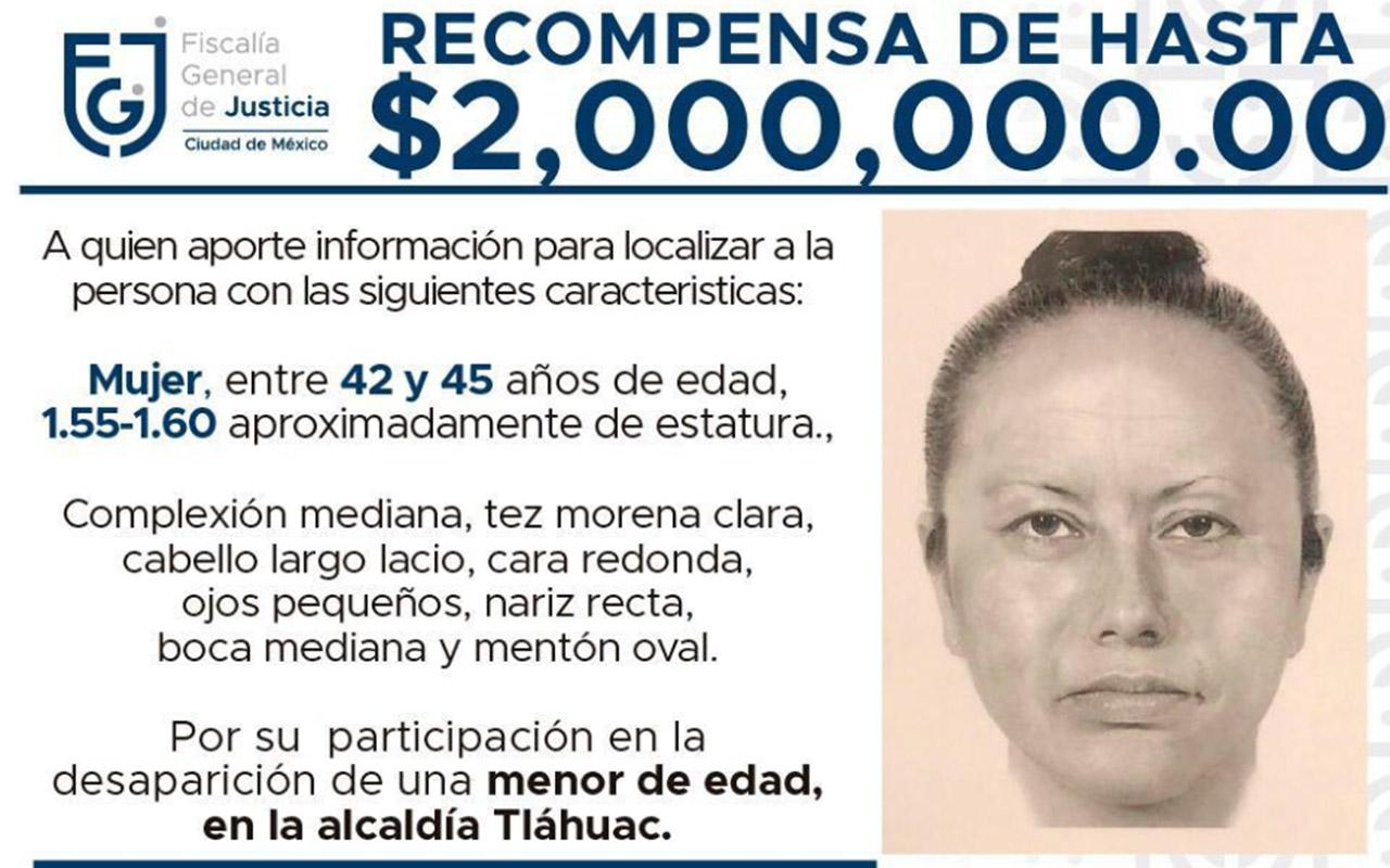 Identifican a mujer que se llevó a Fátima