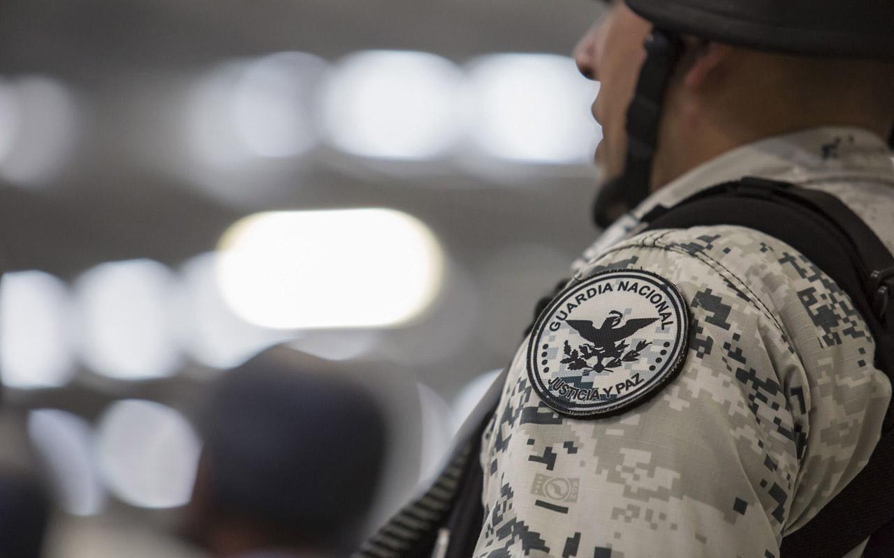 Guardia Nacional se instala en estados de alta criminalidad