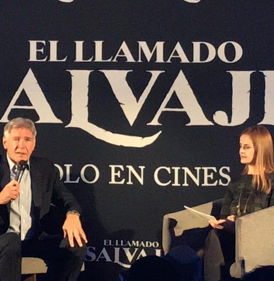 Harrison Ford en México