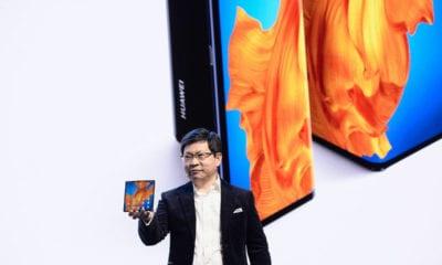 Cortesía Huawei