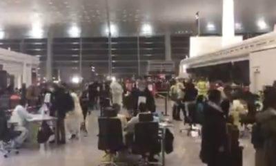 Mexicanos repatriados a Francia están en cuarentena