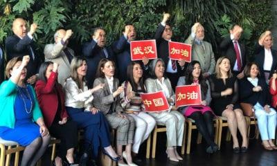 Coronavirus no afecta relación comercial México-China
