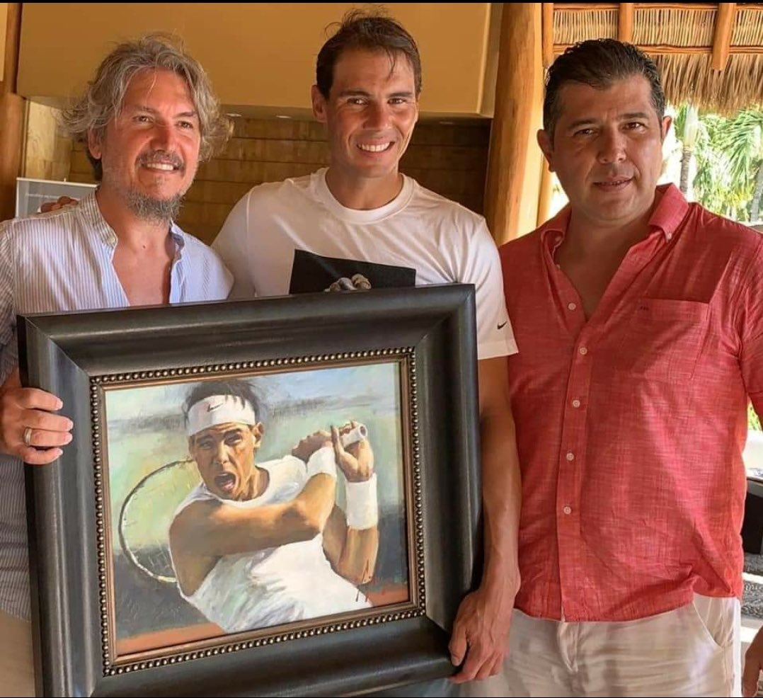 Rafael Nadal busca superar a Novak Djokovic