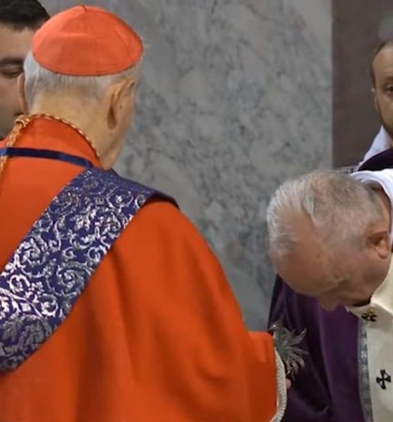 La Cuaresma es tiempo para desconectarse del celular: Papa Francisco