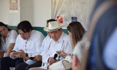 Segob actúa de manera perversa en materia migratoria: Muñoz Ledo