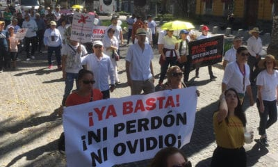 "Familias demandan seguridad en la ""Marcha por tu Vida"""