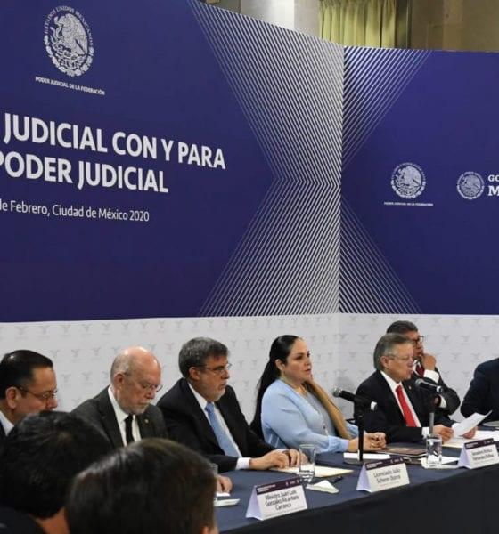 Que ahora sí, habrá justicia para los pobres y defensores del pueblo: SCJN