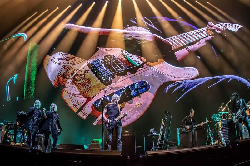 Roger Waters en concierto