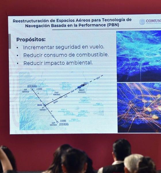 Ampliarán obras de interconexión hacia el aeropuerto de Santa Lucía