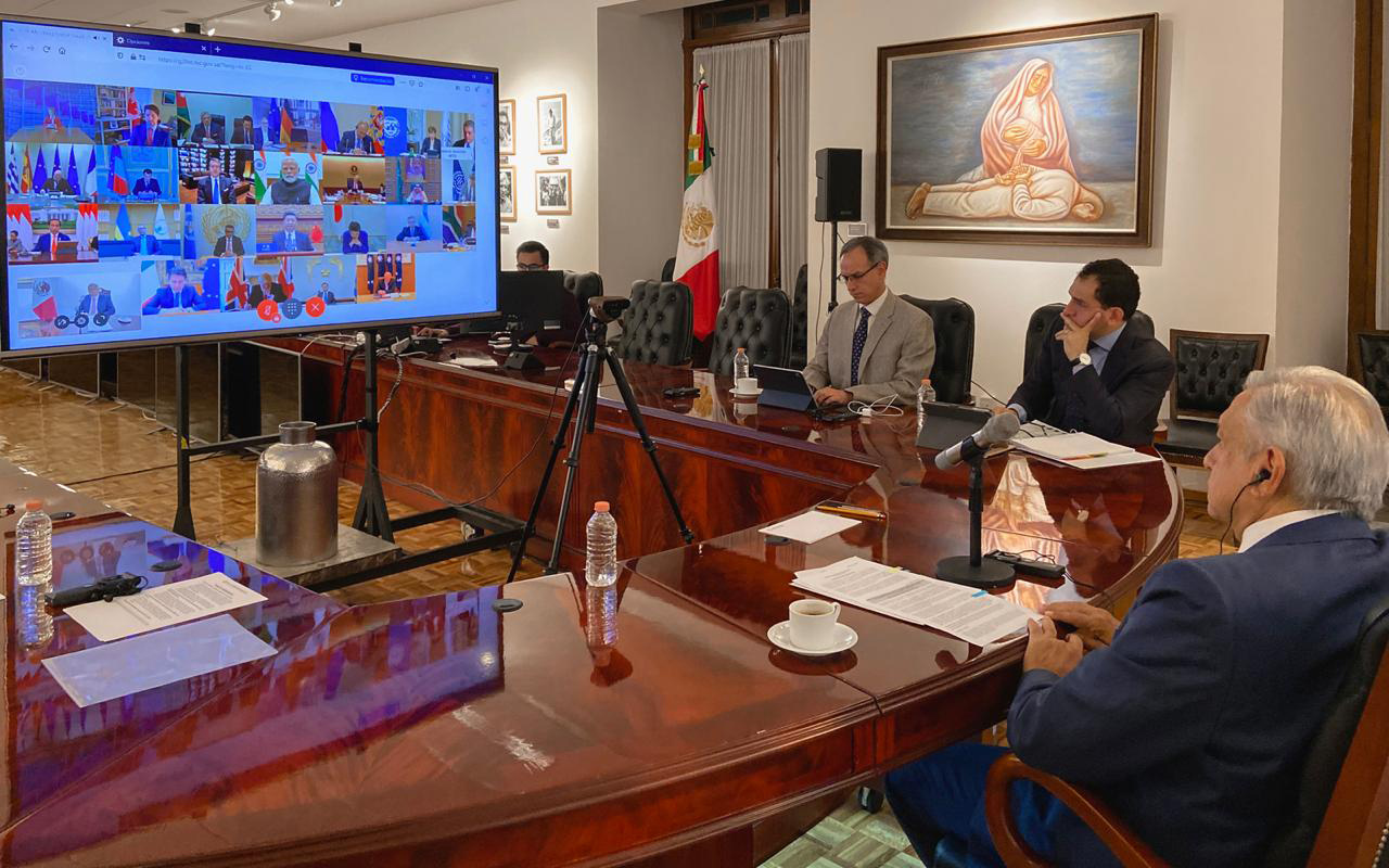 Argentina pide a AMLO ayudar a Cuba y Venezuela