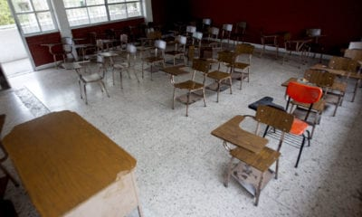 "Anuncia SEP ""escuela en casa"" por TV durante cuarentena"