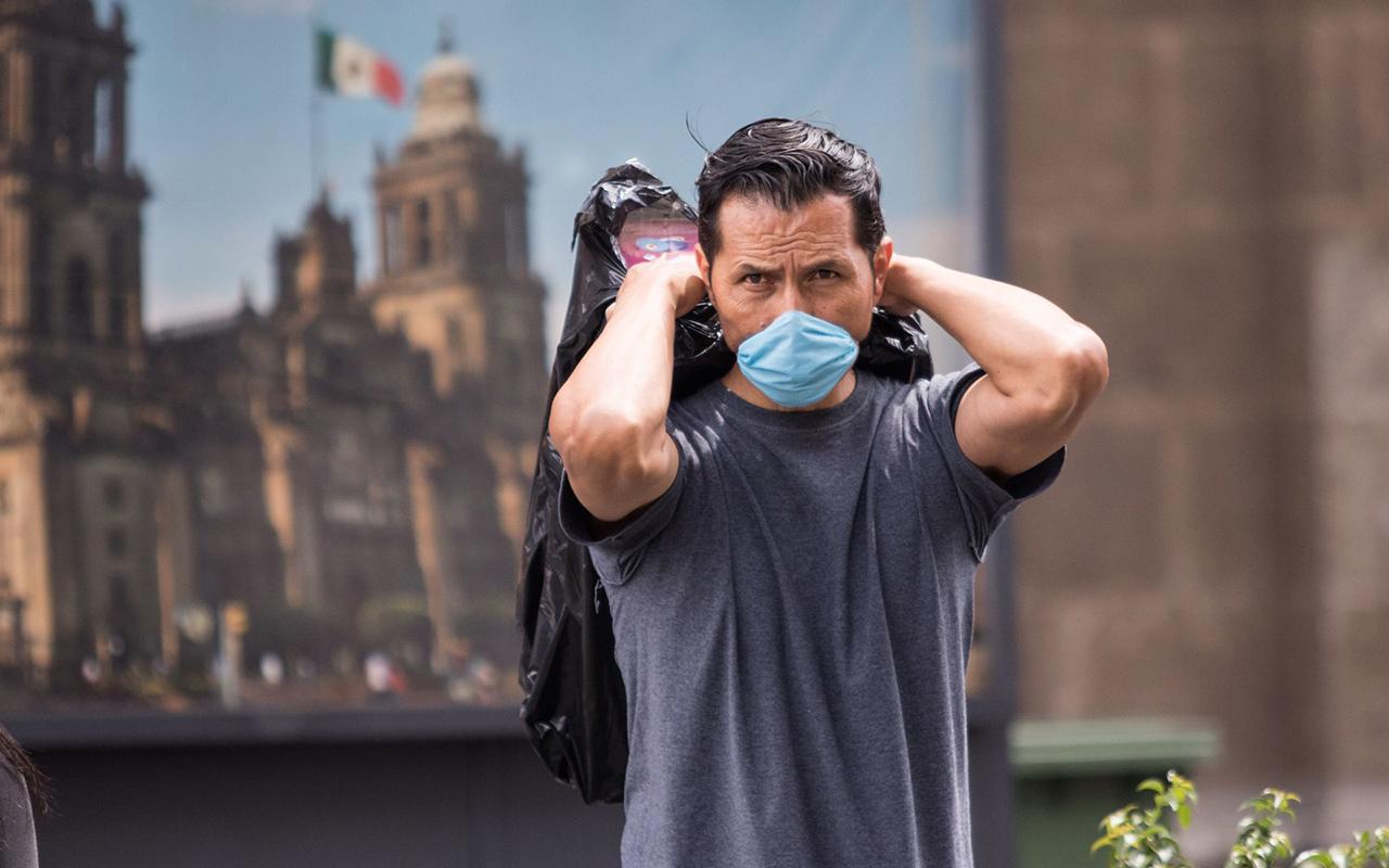 'Que no cunda el pánico por Coronavirus': AMLO