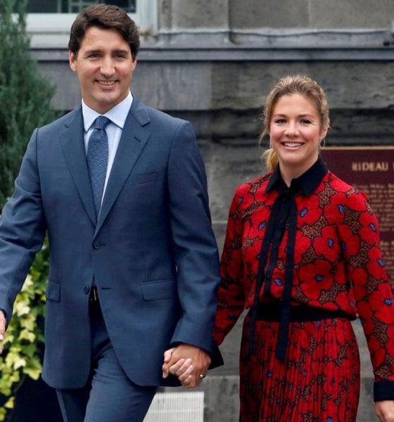 Esposa de Trudeau da positivo en coronavirus