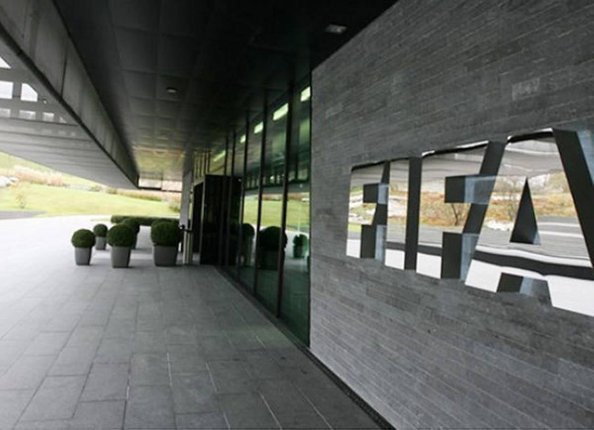 FIFA POSPONE PARTIDOS.