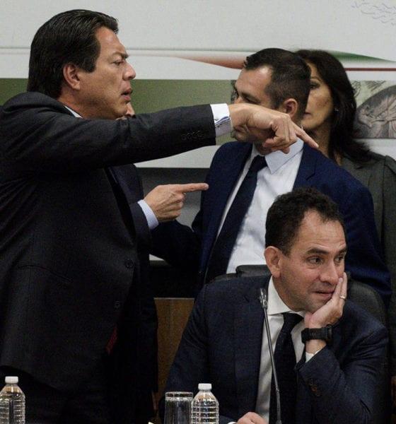 La Comisión de Hacienda y Crédito Público aprobó hacer una invitación formal al secretario de Hacienda, Arturo Herrera, a propuesta del diputado de Movimiento Ciudadano, Tonatiuh Bravo Padilla.