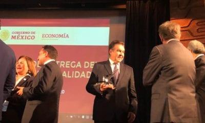 ISA Corporativo recibió el Premio Nacional de Calidad