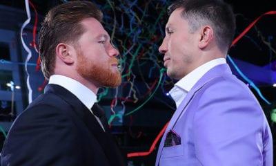 """Habría trilogía del combate entre """"Canelo"""" y Golovkin"""