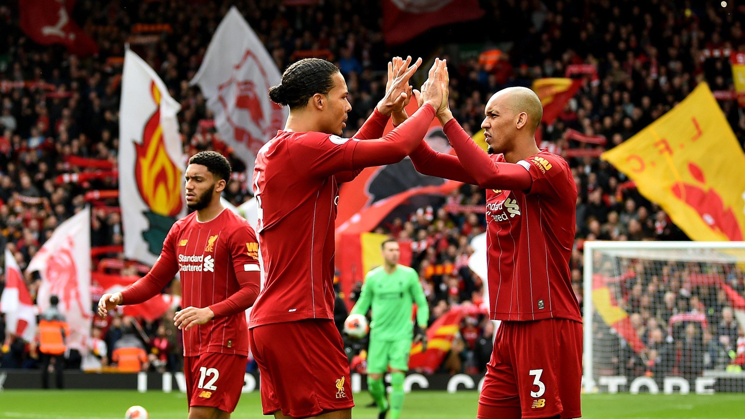 Liverpool regresa a la senda del triunfo