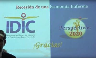 PIB de México podría caer 5.7 por ciento