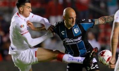 Querétaro y Toluca igualan fuerzas
