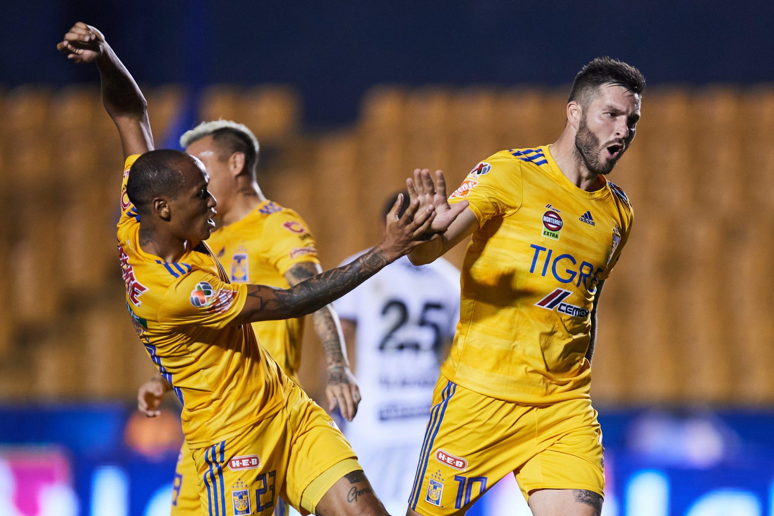 Sufrida victoria de Tigres ante Bravos