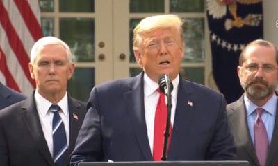 Estados Unidos declara emergencia nacional por Covid-19