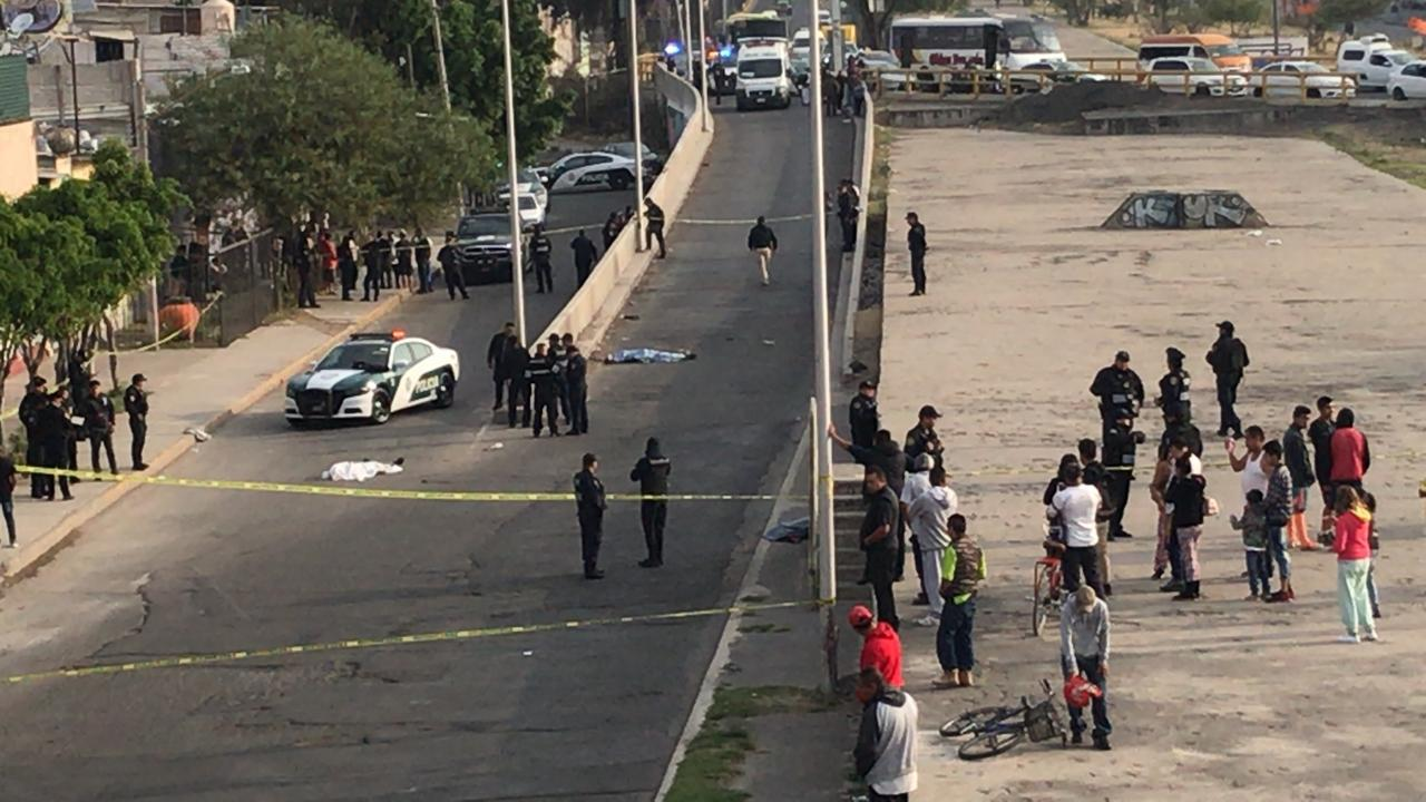 Elemento policiaco se defiende de asalto y mata a tres asaltantes en la CDMX