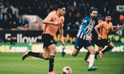 Wolverhampton de Raúl Jiménez no pudo con el Brighton