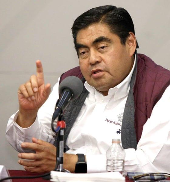 Coronavirus sólo afecta ricos y borrachos: Gobernador de Puebla