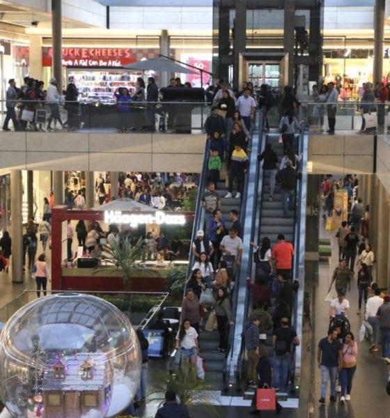 Ordenan cierre de centros comerciales en la CDMX
