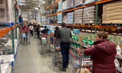 Garantizan abasto de alimentos durante alerta sanitaria