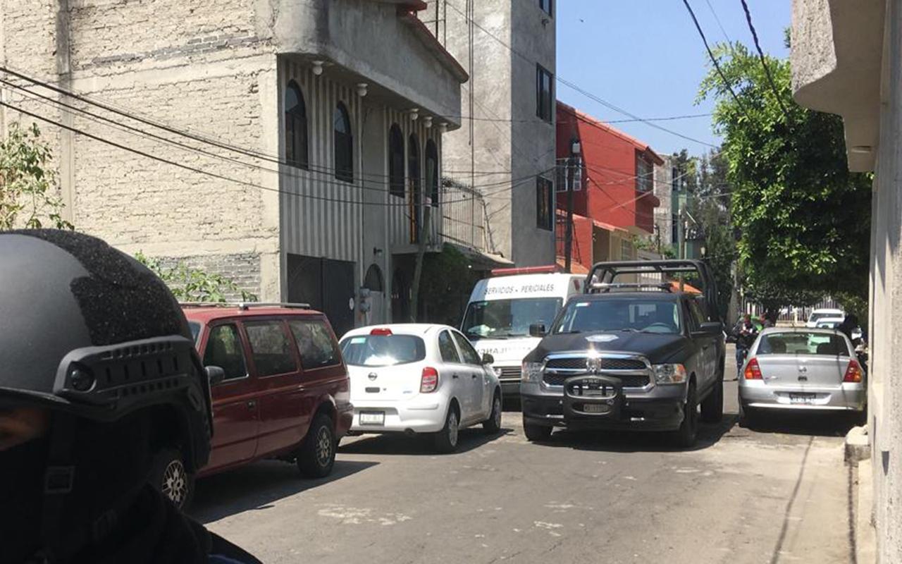 Abaten al principal distribuidor de drogas en Xochimilco